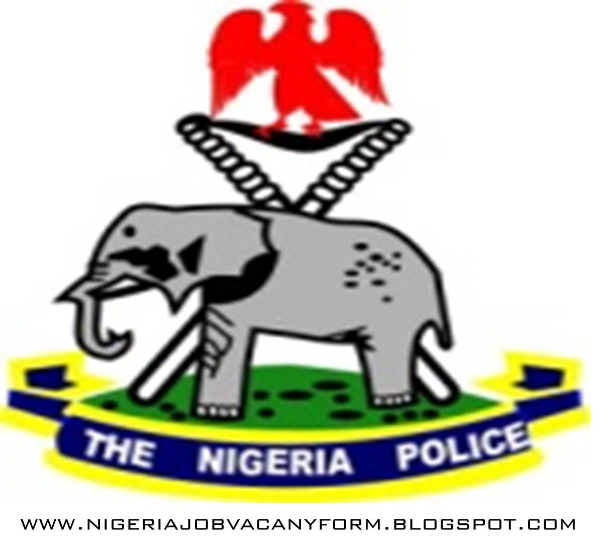 How To Apply For Nigeria Police Recruitment 2018/2019 - Recruitment