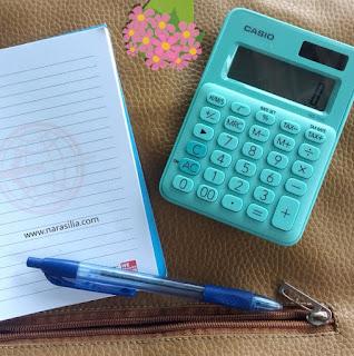Bangkitkan Percaya Dirimu Dengan Casio My Style Colorful Calculator