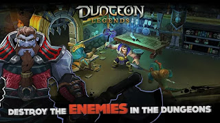 Dungeon Legends Apk Mod v1.784 Terbaru For Android