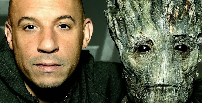 Official: Vin Diesel is Voicing Groot in 'Guardians of the ...