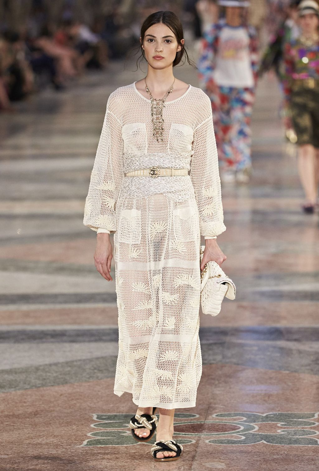 Chanel Cruise 2016/17 collection - fashion show | AGA'S SUITCASE