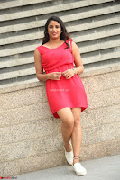 Shravya Reddy in Short Tight Red Dress Spicy Pics ~  Exclusive Pics 124.JPG