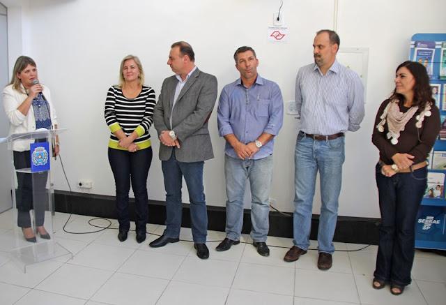 Prefeito Gilson Fantin inaugura Centro Municipal de Capacitação em Registro-SP
