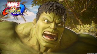 Marvel vs Capcom Hulk Wallpaper