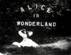 Alice in Wonderland film title