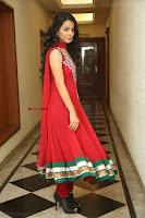 Mahima in super cute Red Sleeveless ~  Exclusive 51.JPG