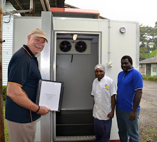 ANGAU receives infrastructure upgrades