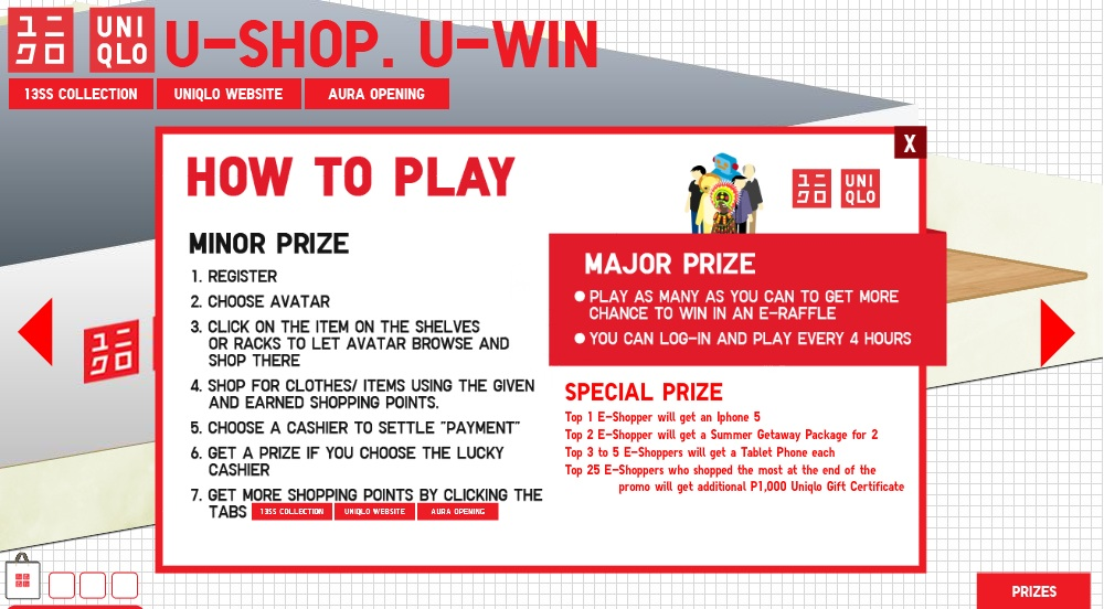 Wonder Woman Rises Win Great Prizes With Uniqlo S Latest Facebook App