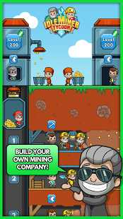Idle Miner Tycoon Hacked Apk