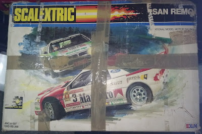 Circuitos: Scalextric San Remo Exin