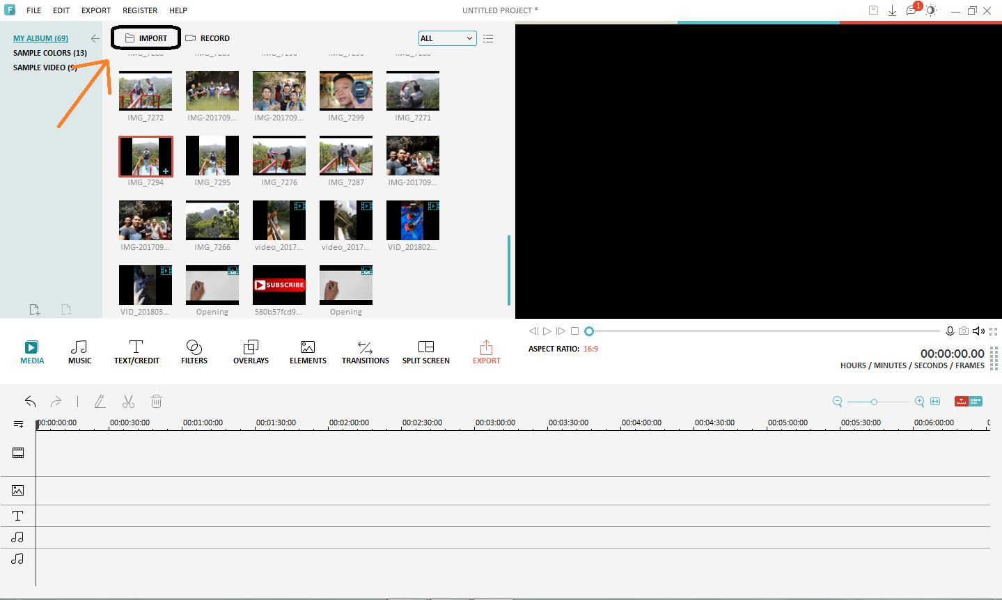 Cara Mengedit, Memotong, Menggabungkan Video Khusus Pemula