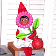 MENOPAUSAL NEW MOM: Elf on the Shelf Cute Ideas!
