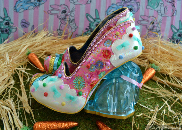 Irregular Choice Rainbunny shoes