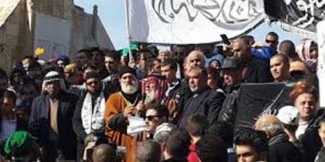 Aksi Bela Al-Aqsha Berlangsung di Berbagai Belahan Negara Muslim