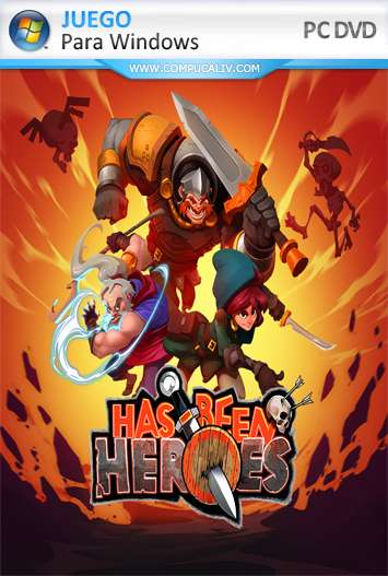 Has-Been Heroes PC Full Español