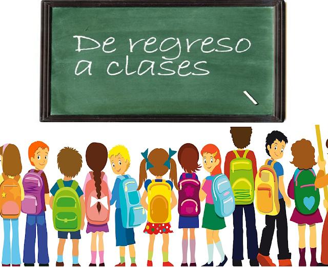 Resultado de imagen para REGRESO A CLASE 4 DE JULIO 2017