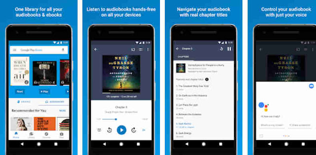 Aplikasi Membaca Ebook Android
