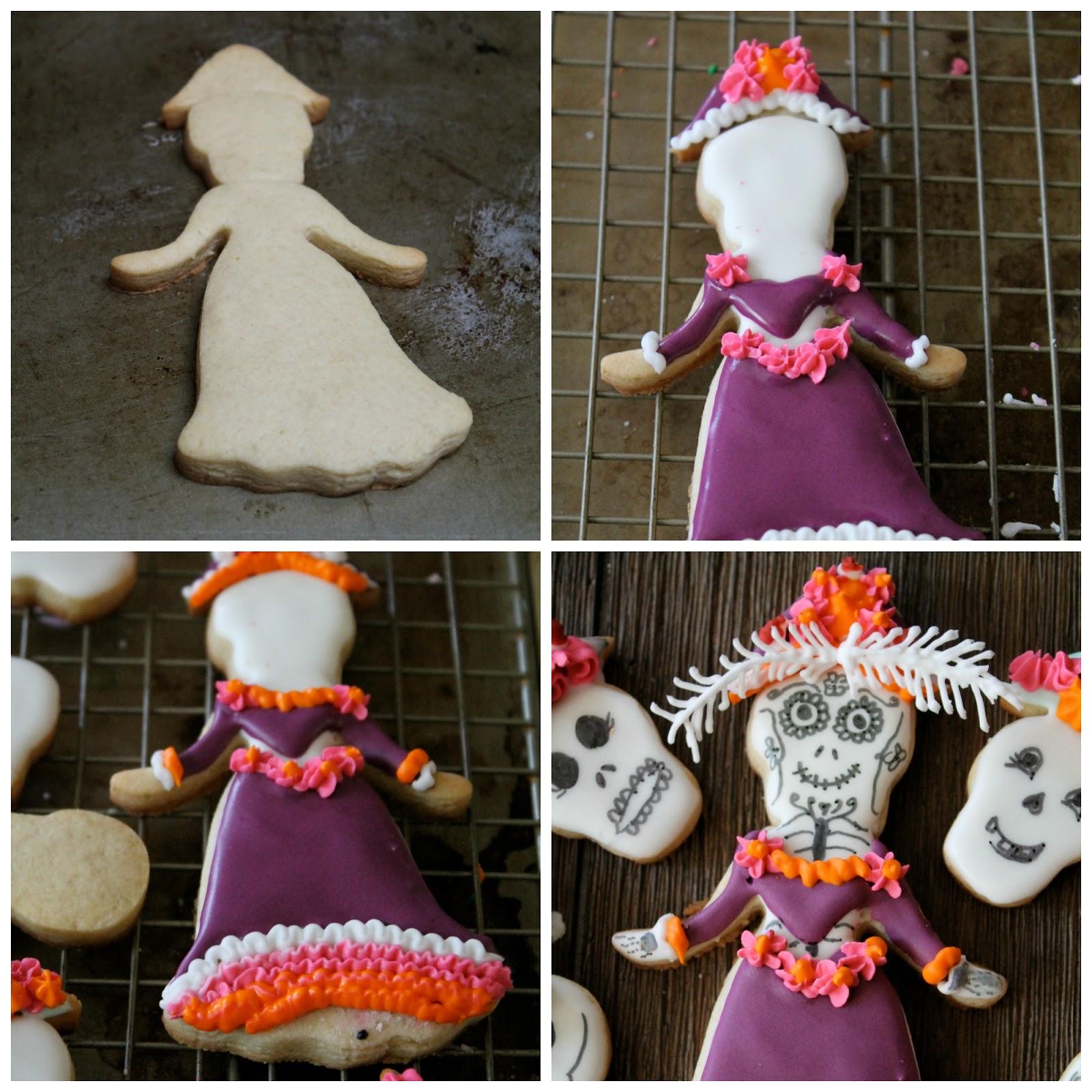 Galletas De Catrina The Cookie Couture