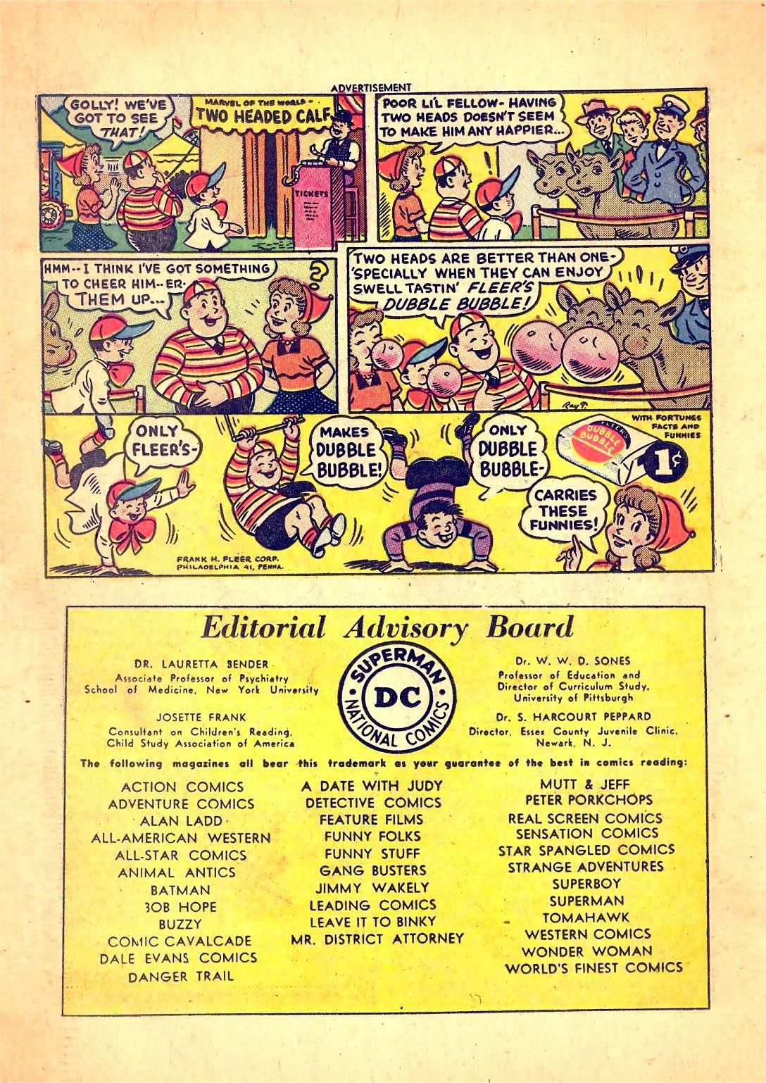 Read online Detective Comics (1937) comic -  Issue #166 - 26