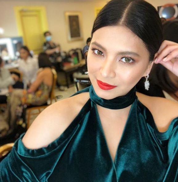 Ahron Villena Reposted His Photo With Angel Locsin Along With A Sweet Birthday Message