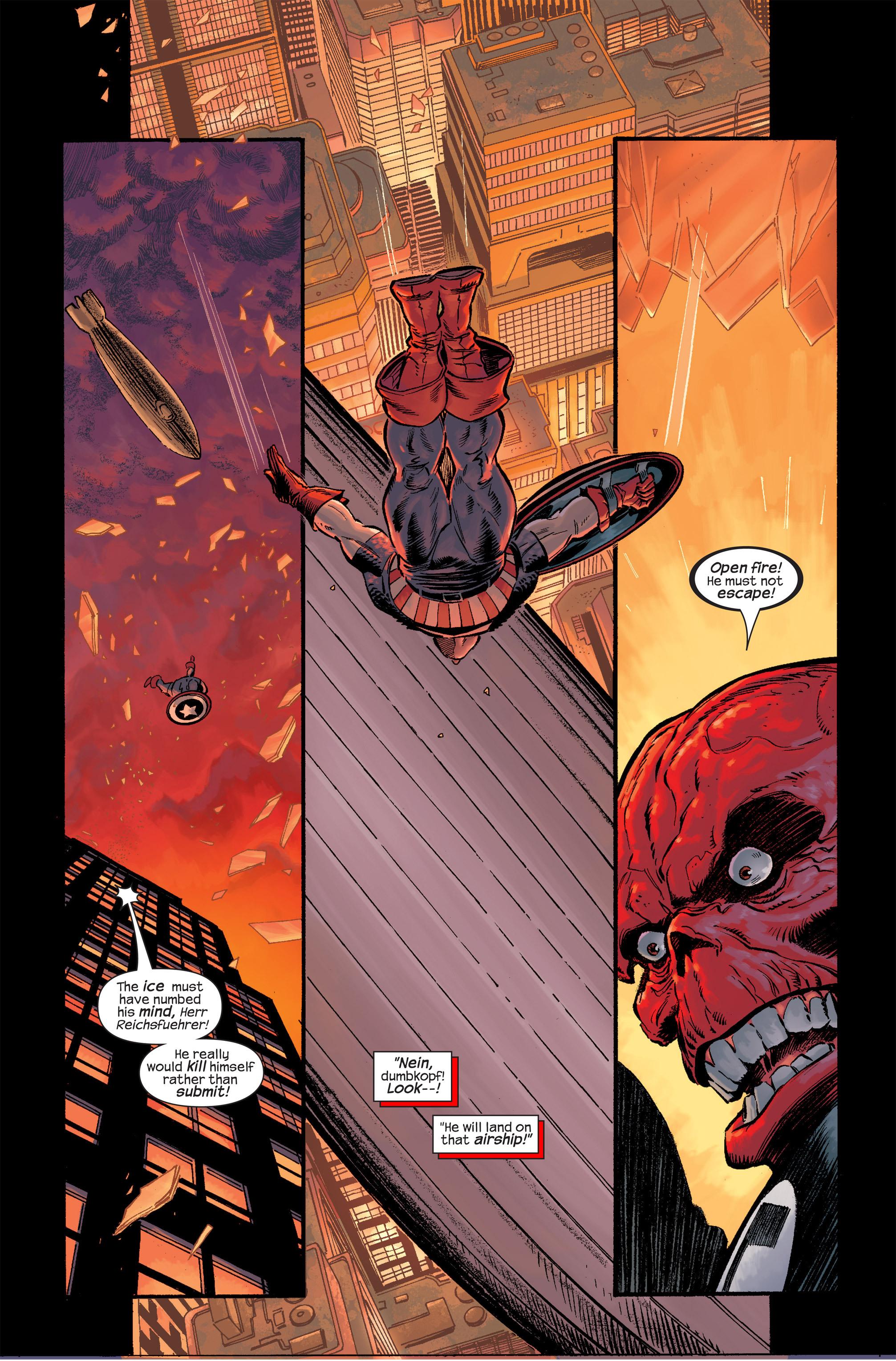 Captain America (2002) Issue #18 #19 - English 3