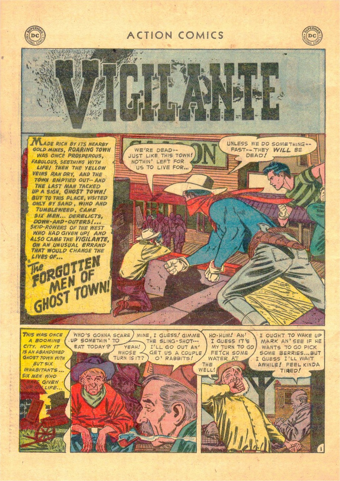 Read online Action Comics (1938) comic -  Issue #181 - 33