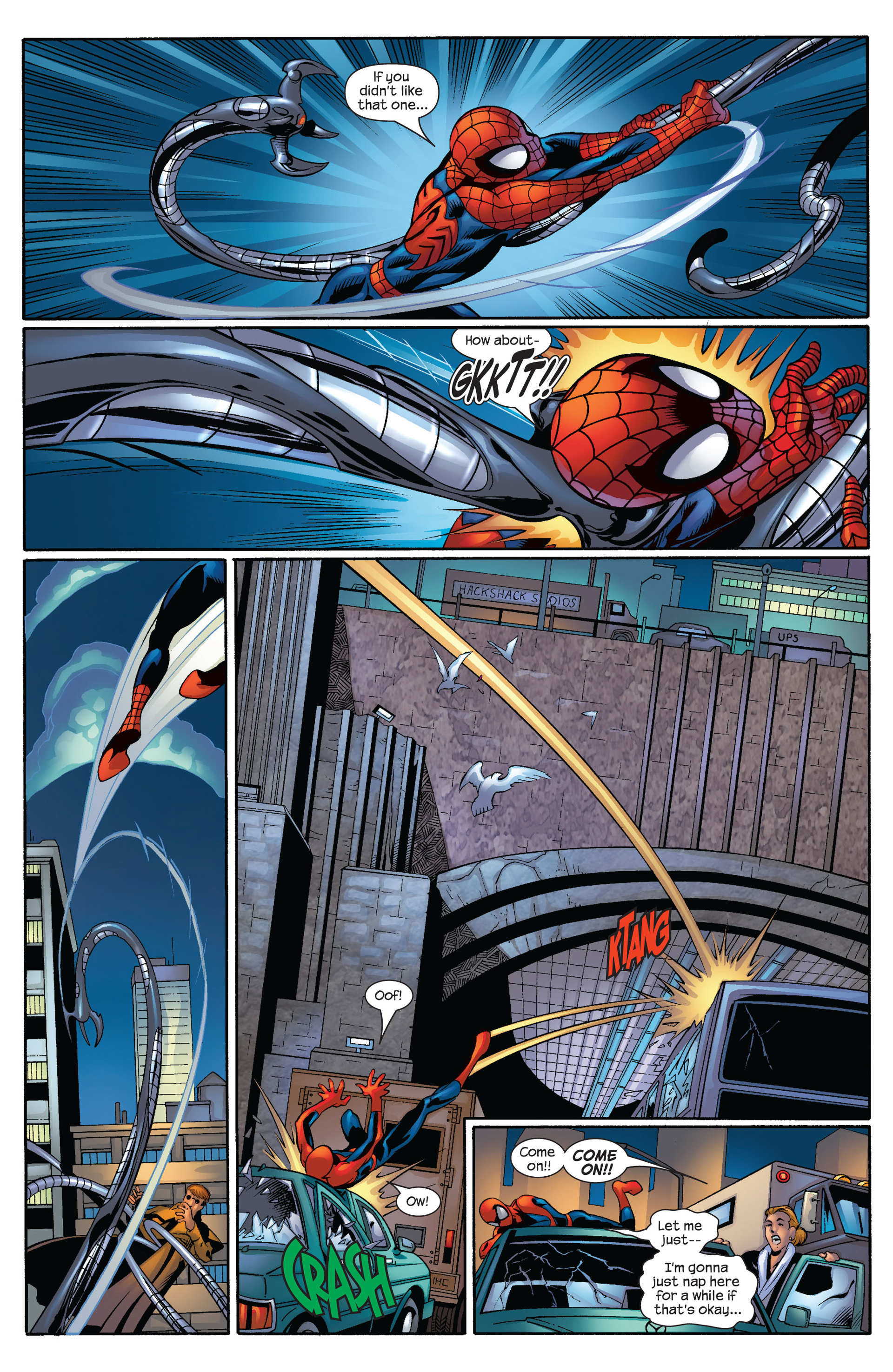 Read online Ultimate Spider-Man (2000) comic -  Issue #56 - 13