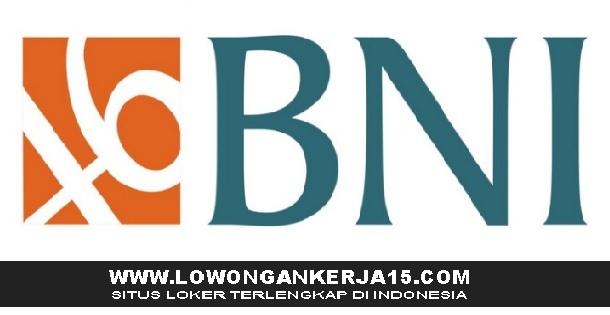 Lowongan Kerja Terbaru PT Bank Negara Indonesia (Persero) Tbk