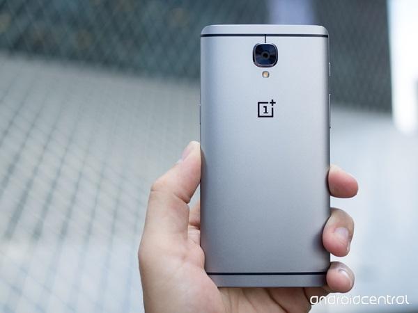 OnePlus 3T thiết kế độc đáo và tinh tế
