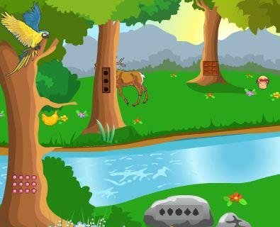 MeenaGames Jungle Forest …