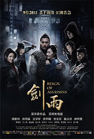 Sinopsis Film Reign of Assassins