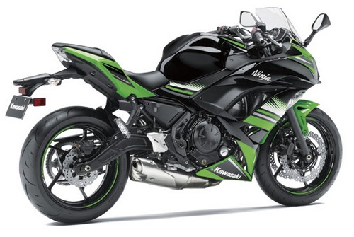 Review Kawasaki Ninja 650 2017
