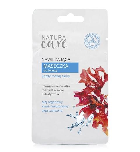 Nawilżające produkty do twarzy Natura Care już dostępne ! Żele, peelingi, maseczki !