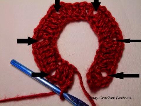 Easy Crochet Pattern Crocheted Hexagon Christmas Tree Skirt Tutorial