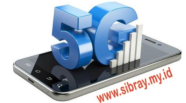 KKeren Bray!, Teknologi 5G Akhirnya Resmi dioperasikan di Indonesia
