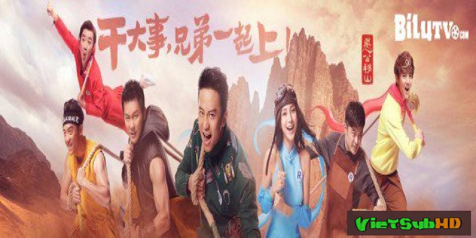 Phim Running Man Bản Trung Quốc Season 3 Hoàn Tất (14/14) VietSub HD | Hurry Up Brother Season 3 2015