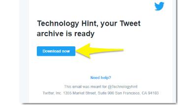 Cara Mengambil Cadangan Akun Twitter dan Facebook Anda di Android, 3