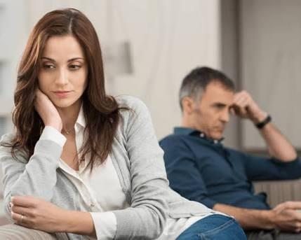 الخرس الزوجى و الطلاق الصامت