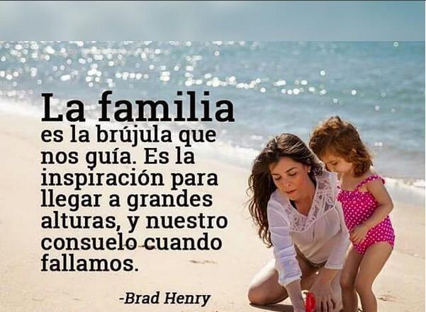 La familia es