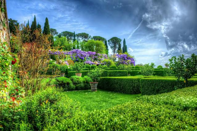 Giardini della Foce - Val d'Orcia
