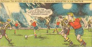 Cliffport United vs Melchester Rovers 1955/56