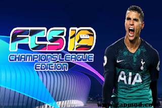 Download FTS 19 Mod Full Europe by Mz Mamet Apk Data Obb