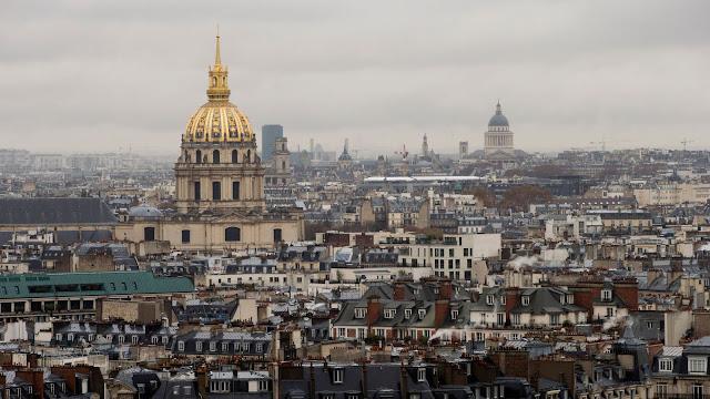 Paris em Novembro
