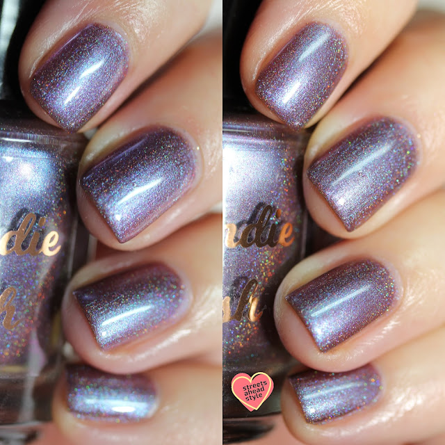 My Indie Polish Birthday 4.1 swatch by Streets Ahead Style
