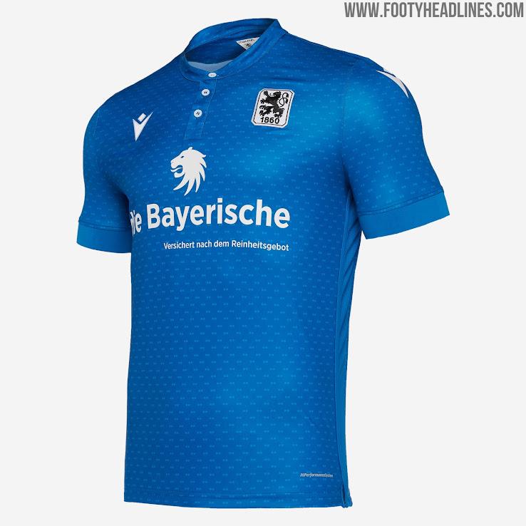 1860 München Löwen Trikot Pin Badge Away 2016//17 2 Bundesliga die Bayerische