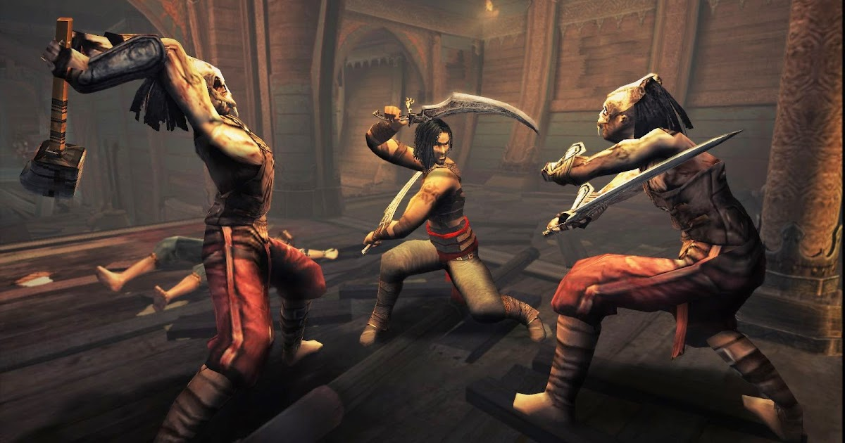 Prince Of Persia Warrior WithIn PC Game Highly Compressed - highly compressed games under 10mb ...