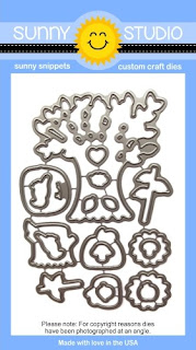 Sunny Studio Stamps: Happy Harvest Coordinating Dies