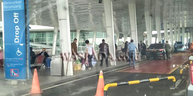 Fasilitas Bandara KualanamuTak Sesuai Fungsi