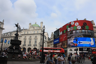 londres picadilly circus