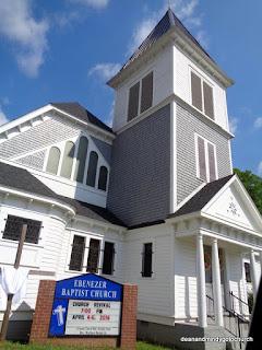 Ebenezer Baptist Church, Eatonton, GA